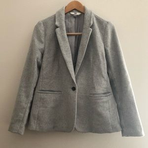 Like New Wool Blazer